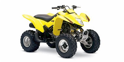 Suzuki QuadSport Z250 LT-Z250 ATV specs and photos of Suzuki QuadSport Z250 LT-Z250 2005