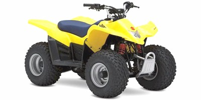 Suzuki QuadSport Z50 ATV specs and photos of Suzuki QuadSport Z50 2008