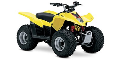 Suzuki QuadSport Z50 ATV specs and photos of Suzuki QuadSport Z50 2019