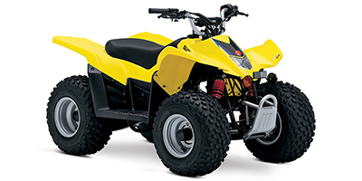 Suzuki QuadSport Z50 ATV specs and photos of Suzuki QuadSport Z50 2020
