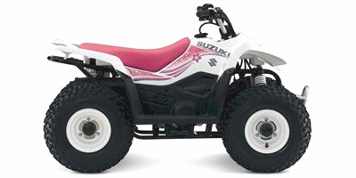 Suzuki QuadSport Z50 Special Edition ATV specs and photos of Suzuki QuadSport Z50 Special Edition 2009