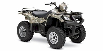 Suzuki Vinson 500 4X4 Semi-Automatic Camouflage Edition ATV specs and photos of Suzuki Vinson 500 4X4 Semi-Automatic Camouflage Edition 2006