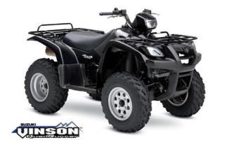 Suzuki Vinson 500 4x4 Automatic ATV specs and photos of Suzuki Vinson 500 4x4 Automatic 2006