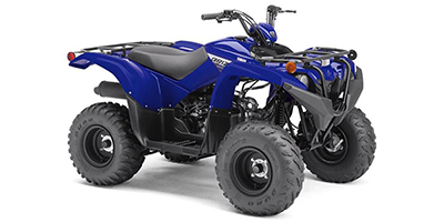 Yamaha Grizzly 90 ATV specs and photos of Yamaha Grizzly 90 2020