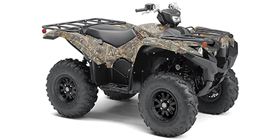 Yamaha Grizzly EPS ATV specs and photos of Yamaha Grizzly EPS 2020