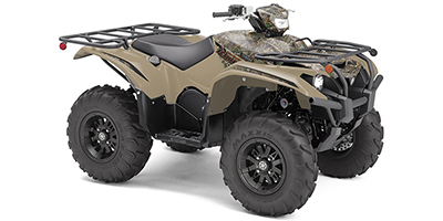 2020 Yamaha Kodiak 700 EPS ATV specs and photos of Yamaha Kodiak 700 EPS