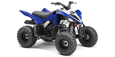 2020 Yamaha Raptor 90 ATV specs and photos of Yamaha Raptor 90