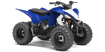 2020 Yamaha YFZ 50 ATV specs and photos of Yamaha YFZ 50